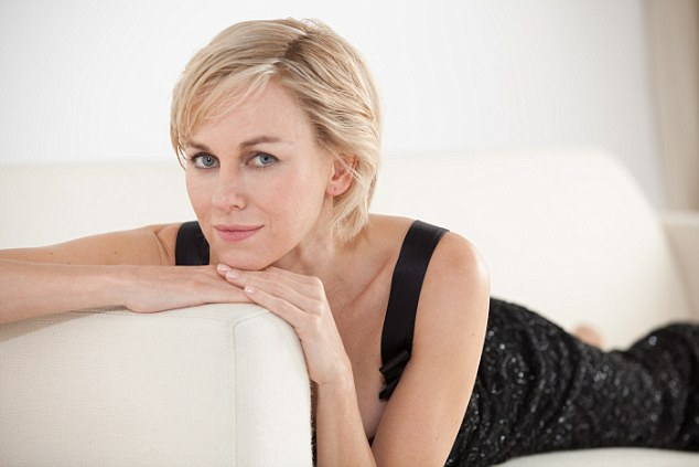 Naomi Watts L'Oréal Paris spokesperson