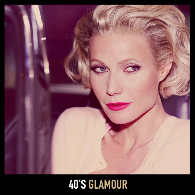 Try the modern take on Marilyn Monroe's 40's glamour.